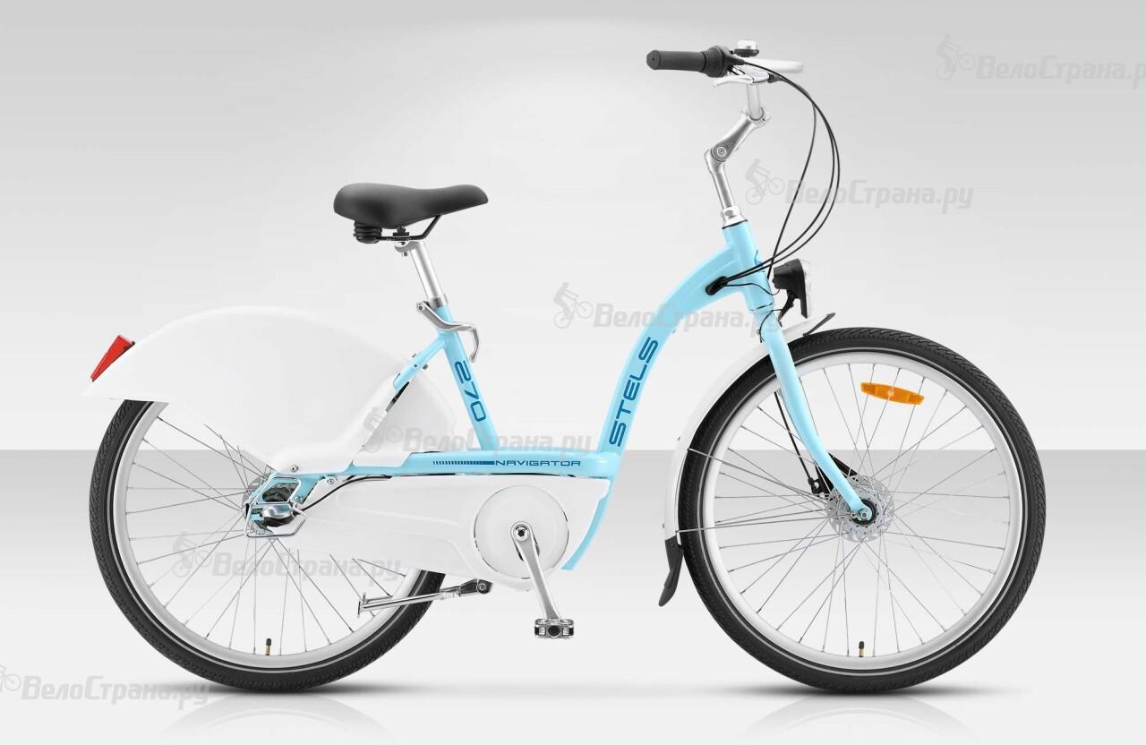 Велосипед Stels Navigator 270 (2016) велосипед stels navigator 800 2016