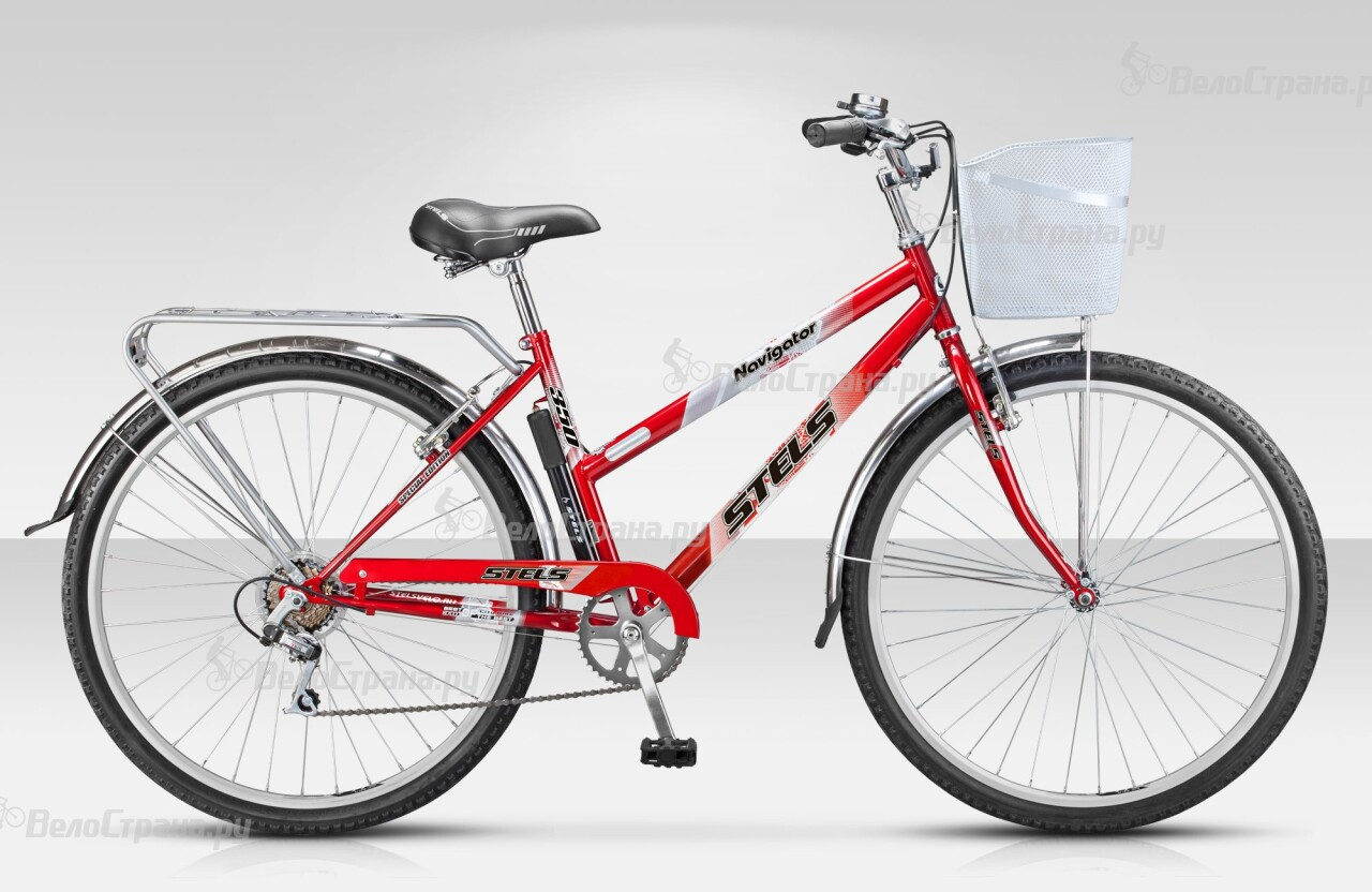 Велосипед Stels Navigator 350 Lady (2016) велосипед stels navigator 150 3sp lady 2016