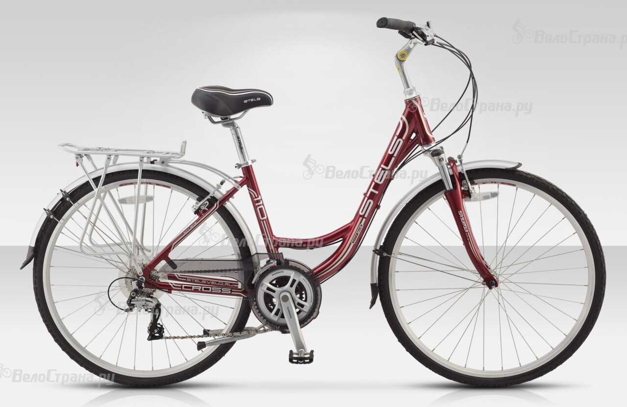 Велосипед Stels 700 Cross 110 Lady (2016) велосипед stels navigator 380 2016
