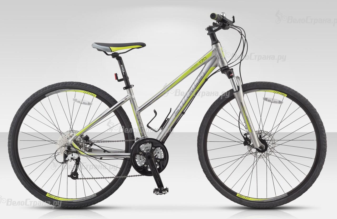 Велосипед Stels 700 Cross 170 Lady (2016) велосипед stels navigator 310 2016