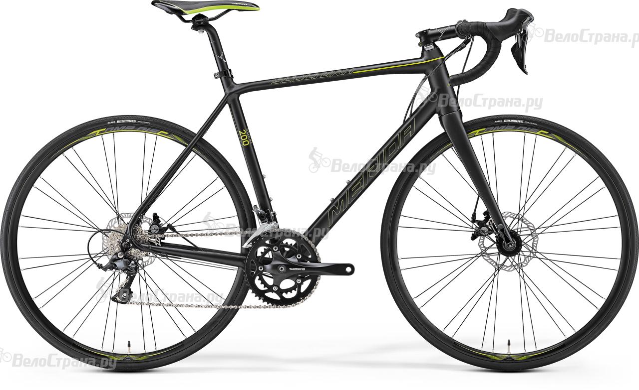 все цены на Велосипед Merida Scultura Disc 200 (2017) онлайн