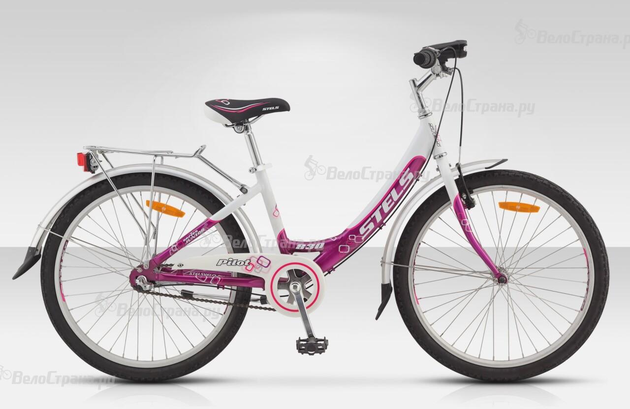 Велосипед Stels Pilot 830 V (2016)  велосипед stels pilot 970 v 17 5 2017 grey red