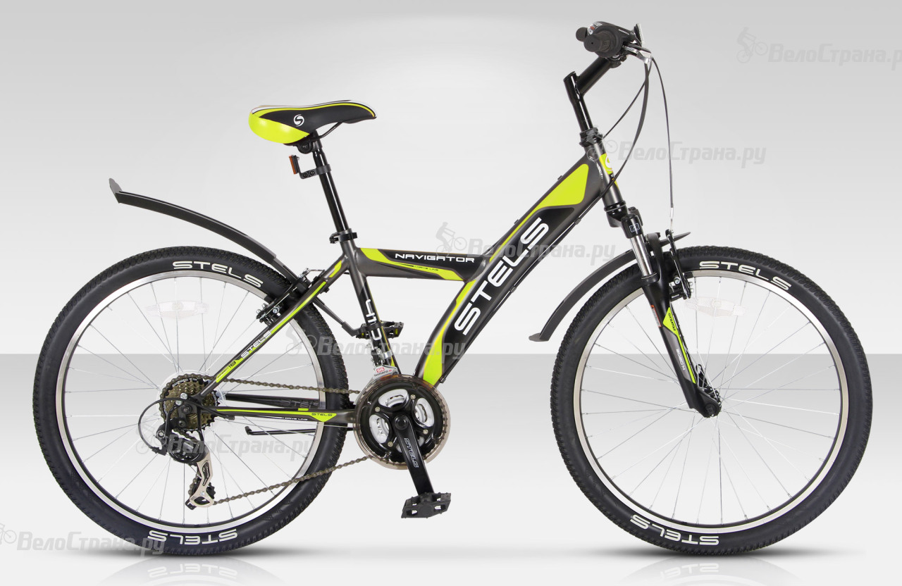 Велосипед Stels Navigator 410 V (2016) велосипед stels navigator 470 v 2016