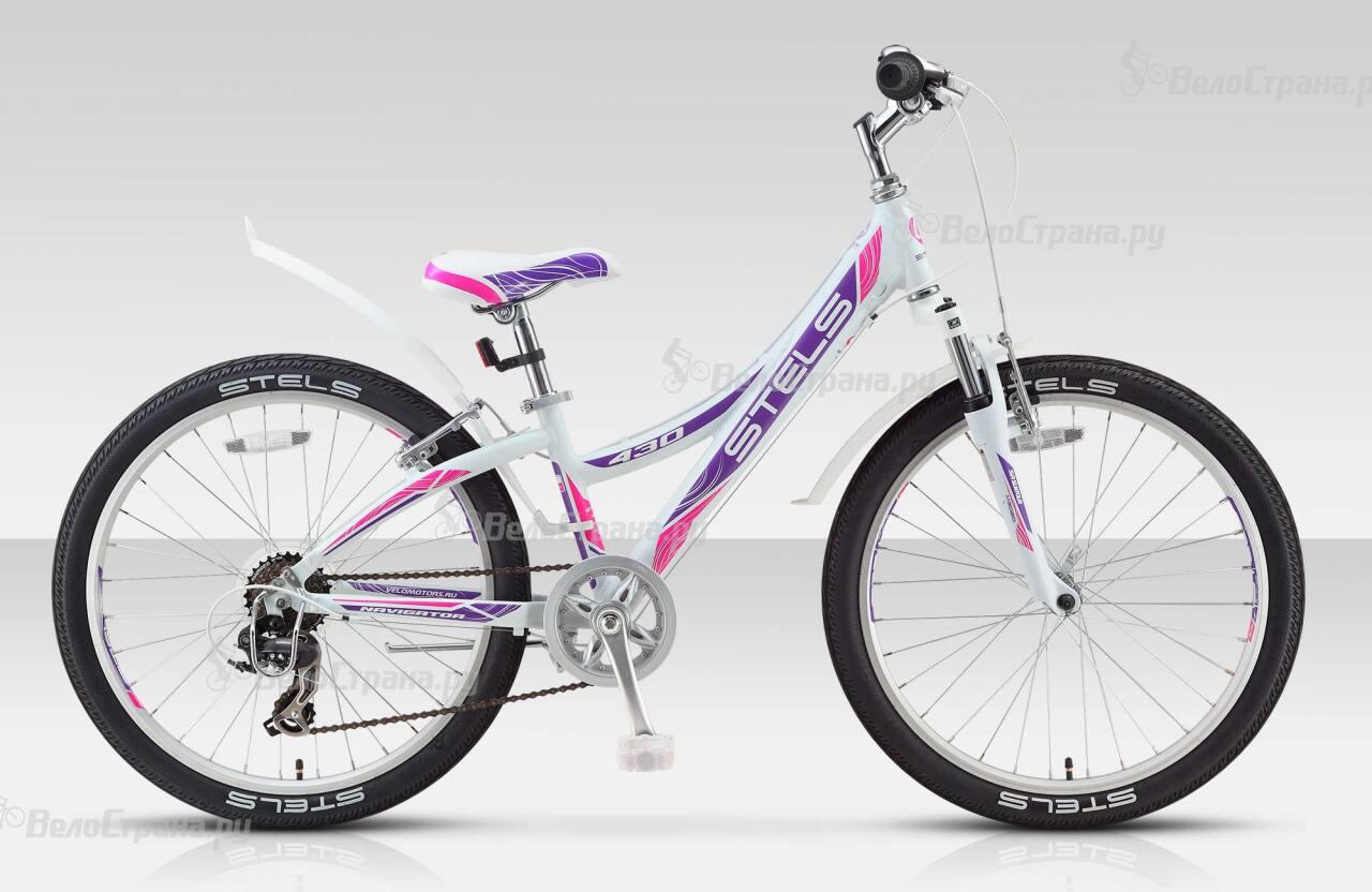 Велосипед Stels Navigator 430 V (2016) кошки petzl petzl irvis flex lock