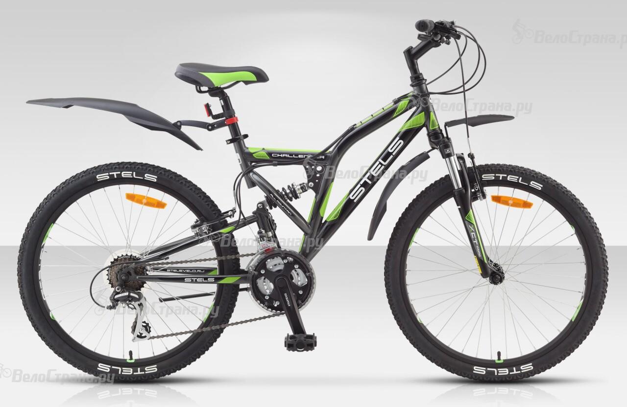 Велосипед Stels Сhallenger V 24 (2016) велосипед stels challenger v 2017