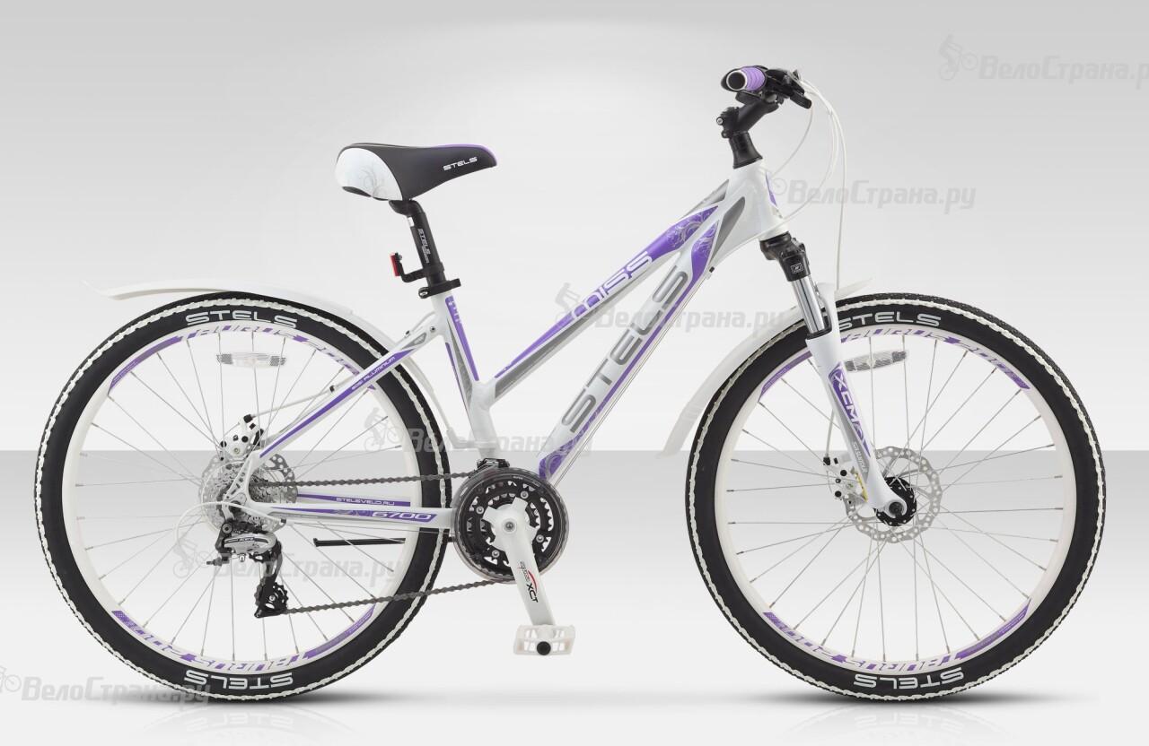 Велосипед Stels Miss 6700 MD (2016) велосипед stels miss 5300 md v030 2017