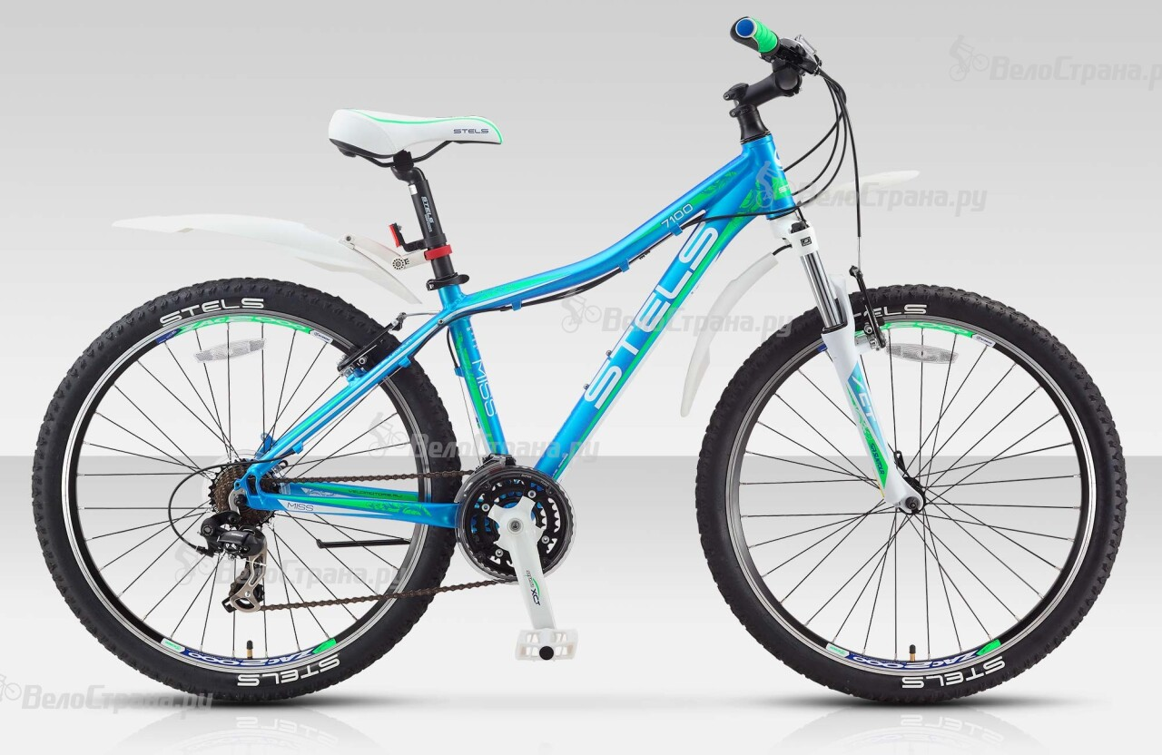 Велосипед Stels Miss 7100 V (2016) велосипед stels navigator 380 2016