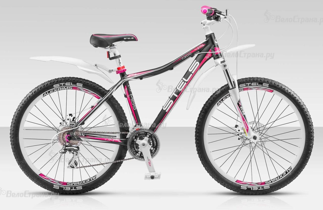 Велосипед Stels Miss 7300 MD (2016) miss 6700 md 26 16
