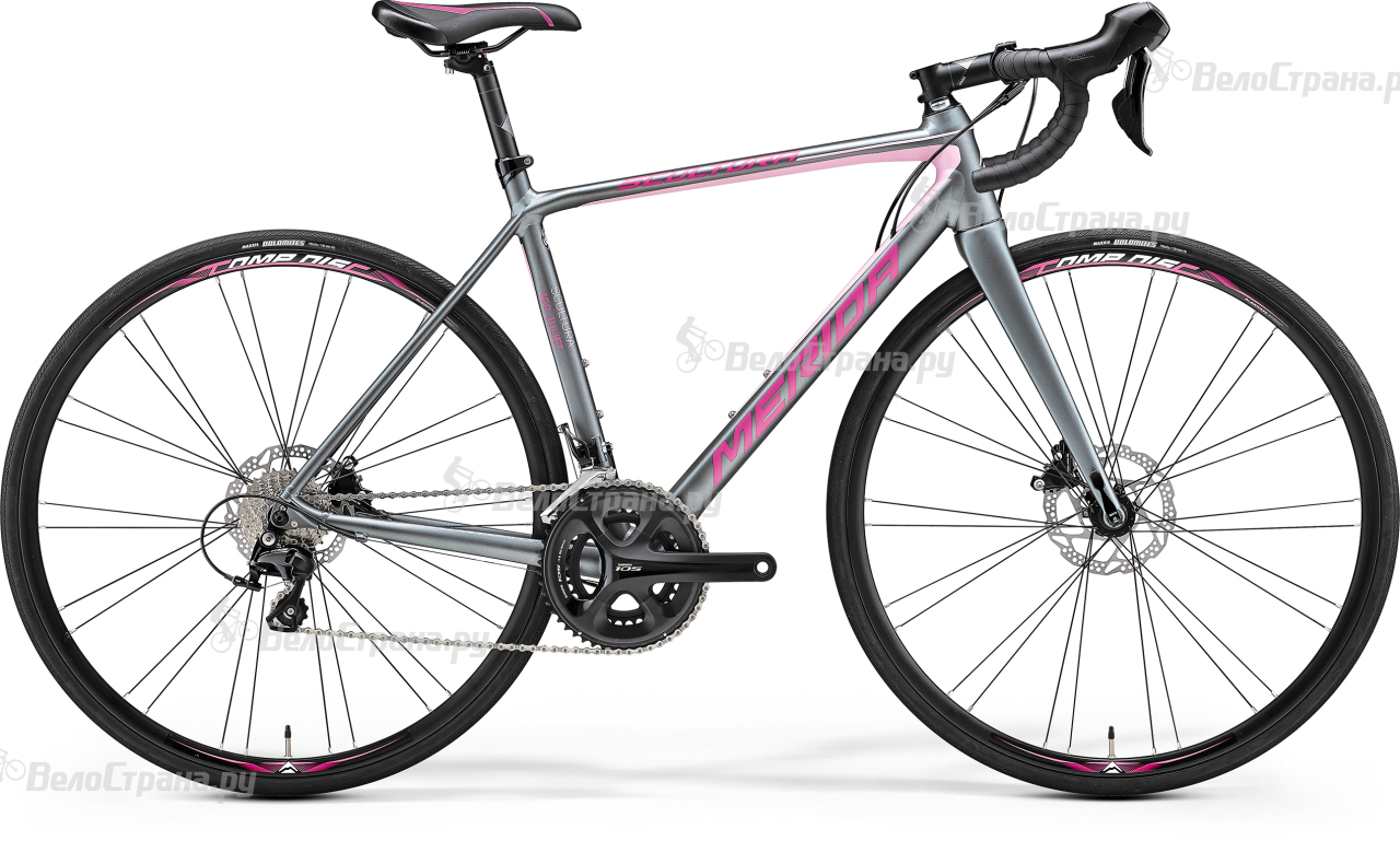 все цены на Велосипед Merida Scultura Disc 400-Juliet (2017) онлайн