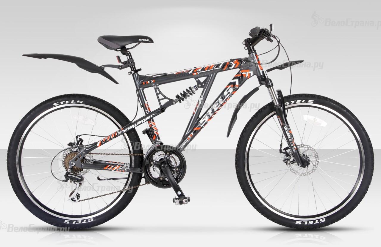 Велосипед Stels Voyager MD (2016) kitchenaid чугунная кастрюля 5 65 л 28 см черная