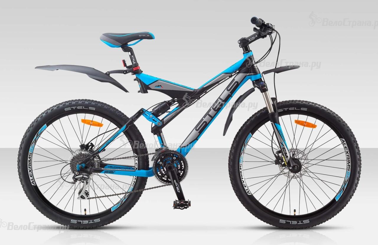 Велосипед Stels Navigator D (2016) велосипед stels navigator 800 2016