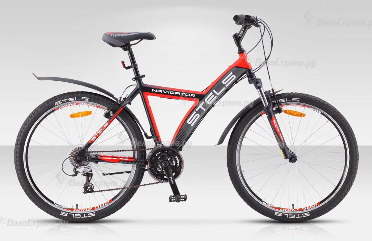 Велосипед Stels Navigator 570 V (2016) велосипед stels navigator 290 2016