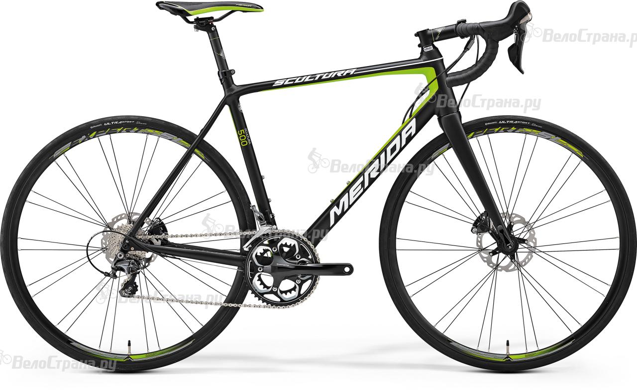 все цены на Велосипед Merida Scultura Disc 500 (2017) онлайн