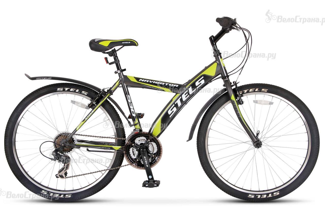 Велосипед Stels Navigator 530 V (2016) велосипед stels navigator 700 2016