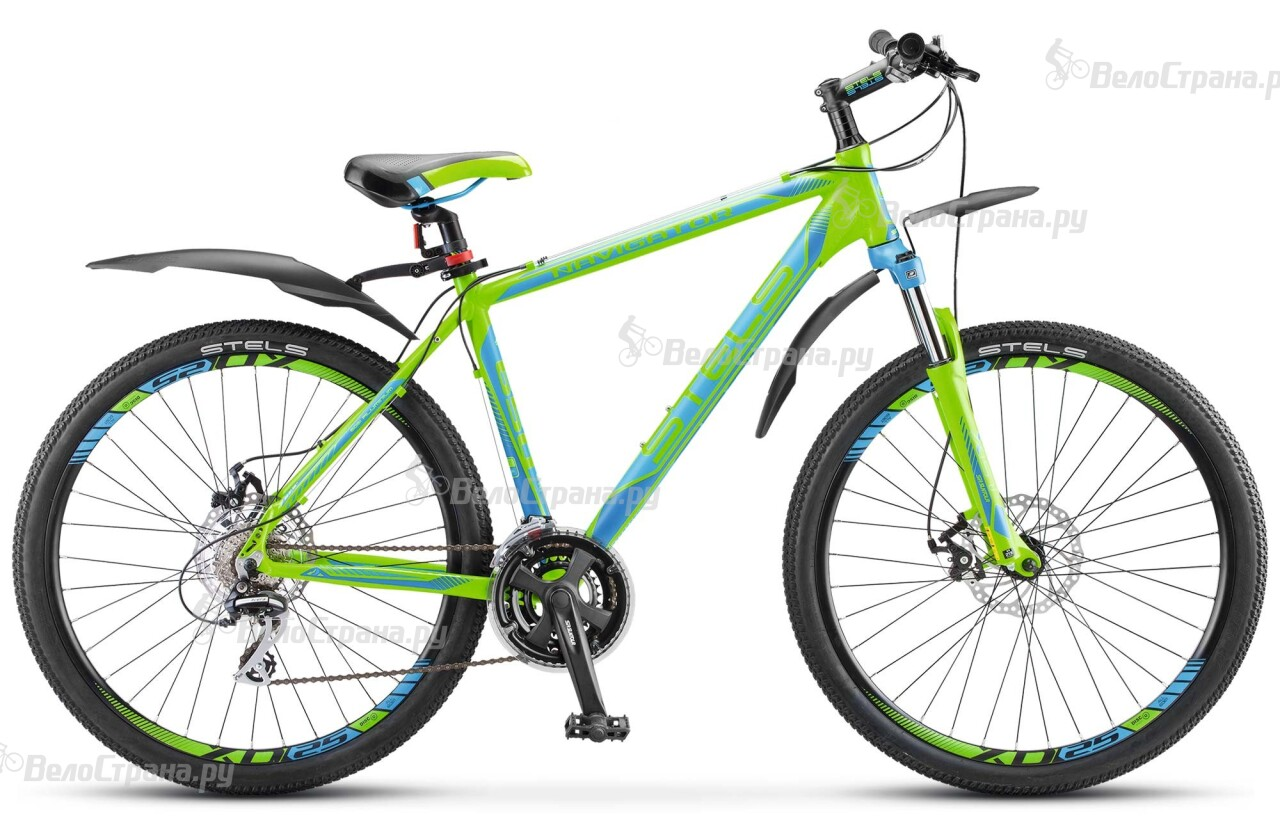 Велосипед Stels Navigator 650 MD 27.5 (2016)