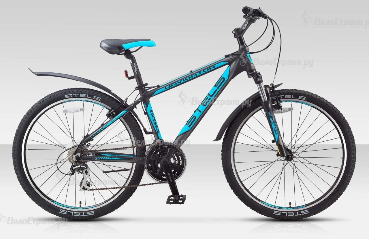 Велосипед Stels Navigator 650 V (2016) велосипед stels navigator 450 v 2016