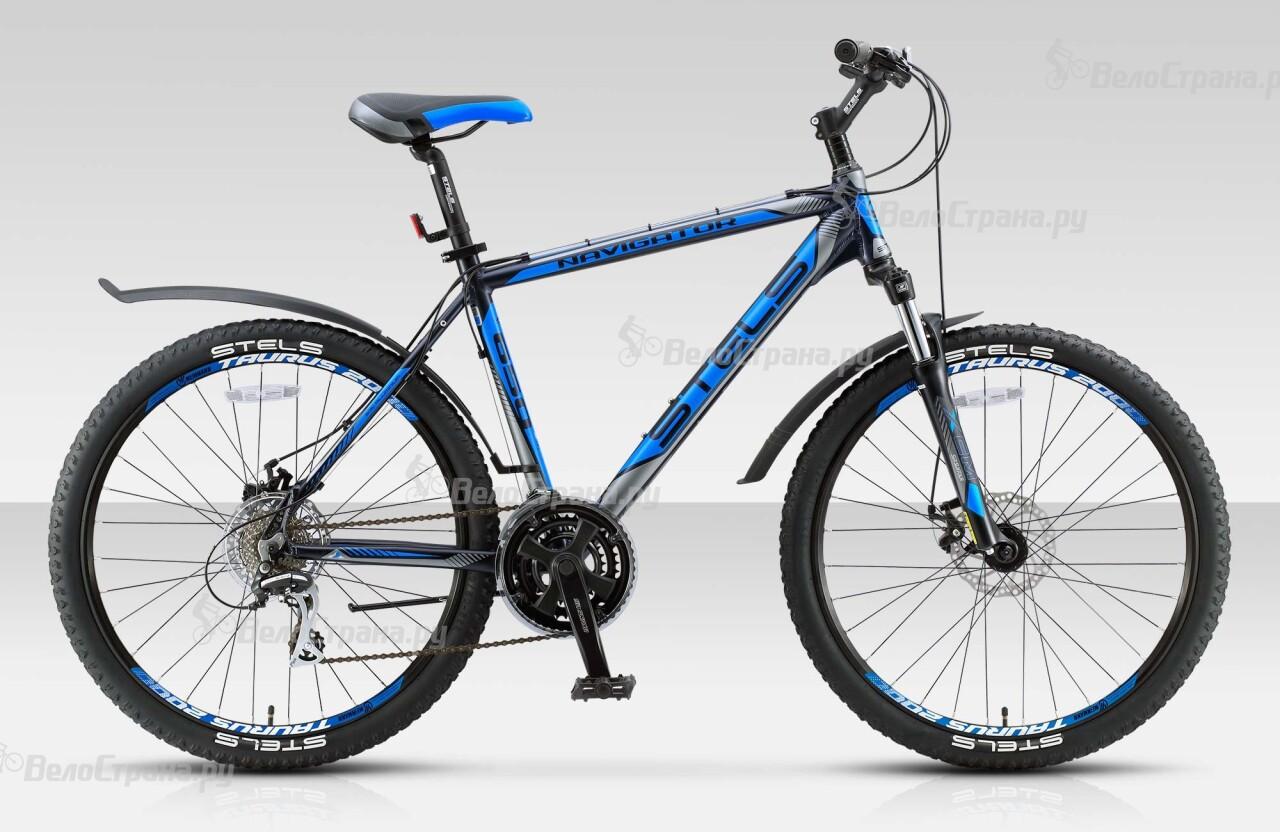 Велосипед Stels Navigator 650 MD (2016) велосипед stels navigator d 2016