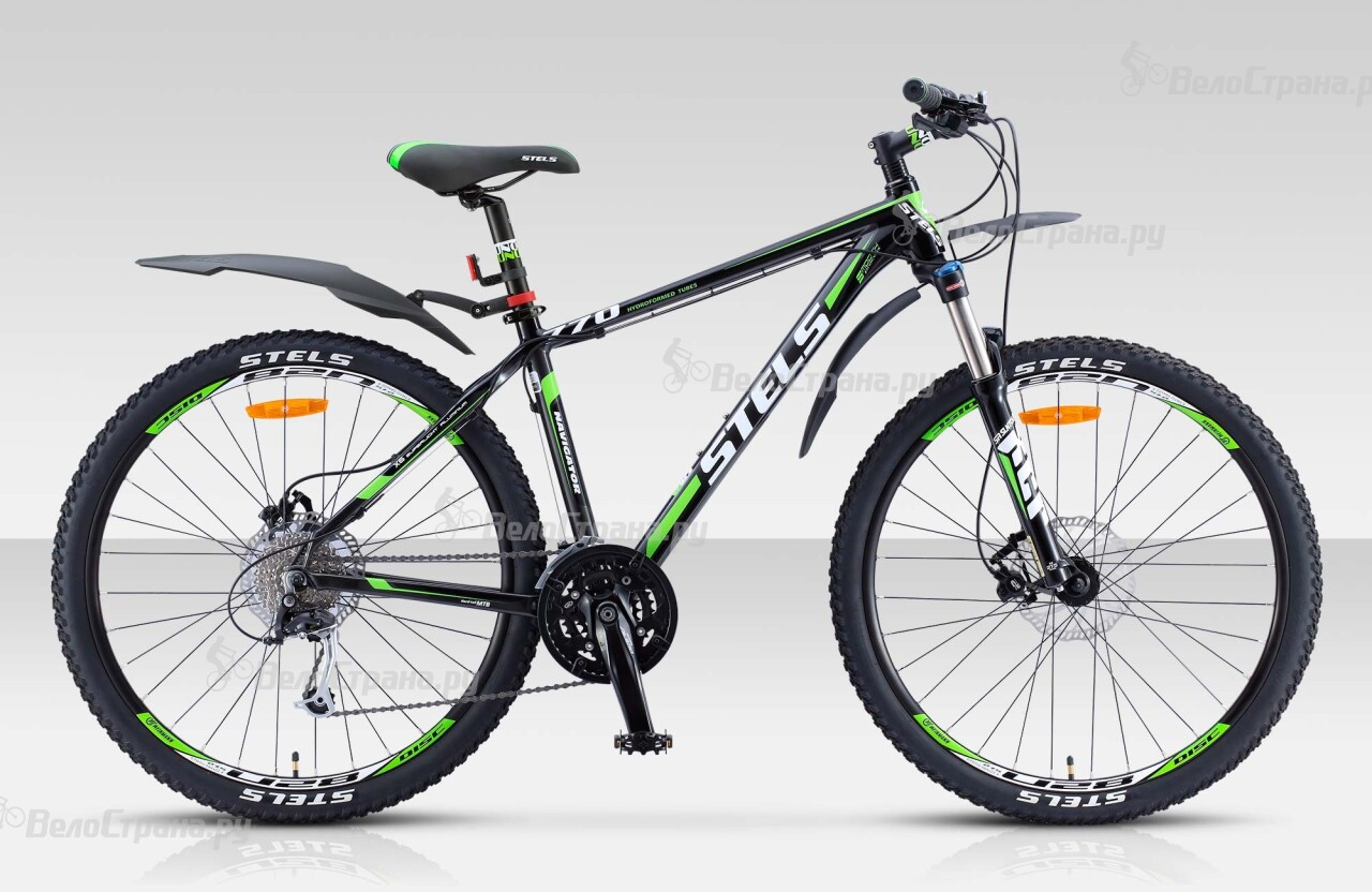 Велосипед Stels Navigator 770 D (2016)