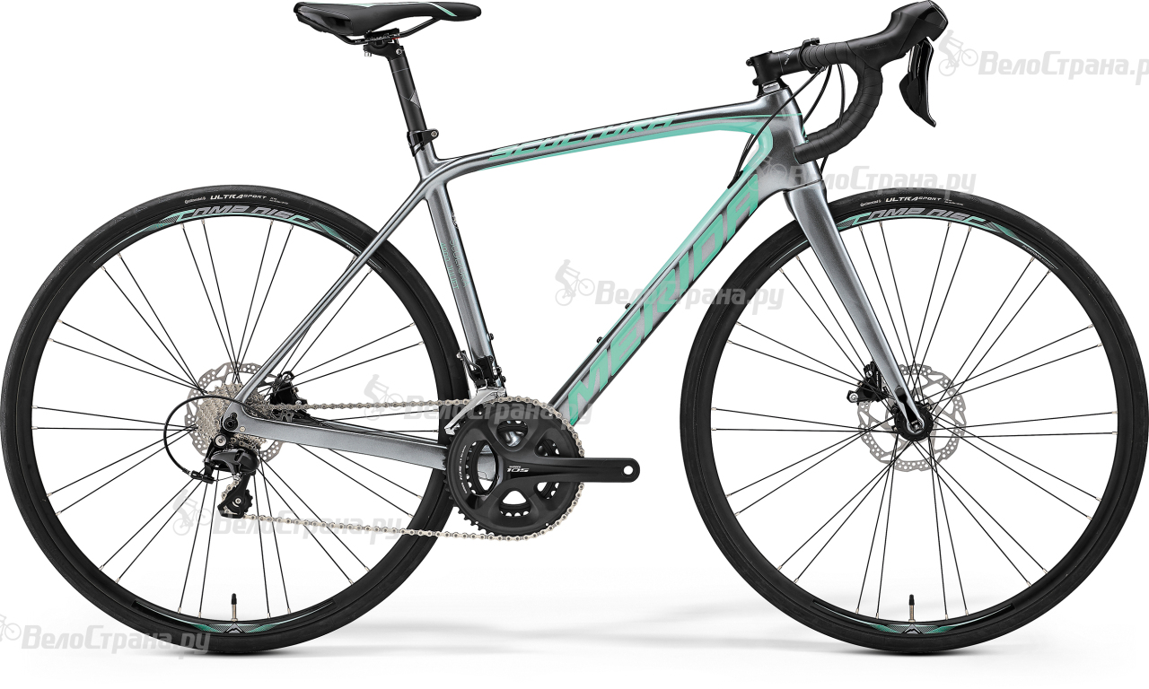 все цены на Велосипед Merida Scultura Disc 4000-juliet (2017) онлайн
