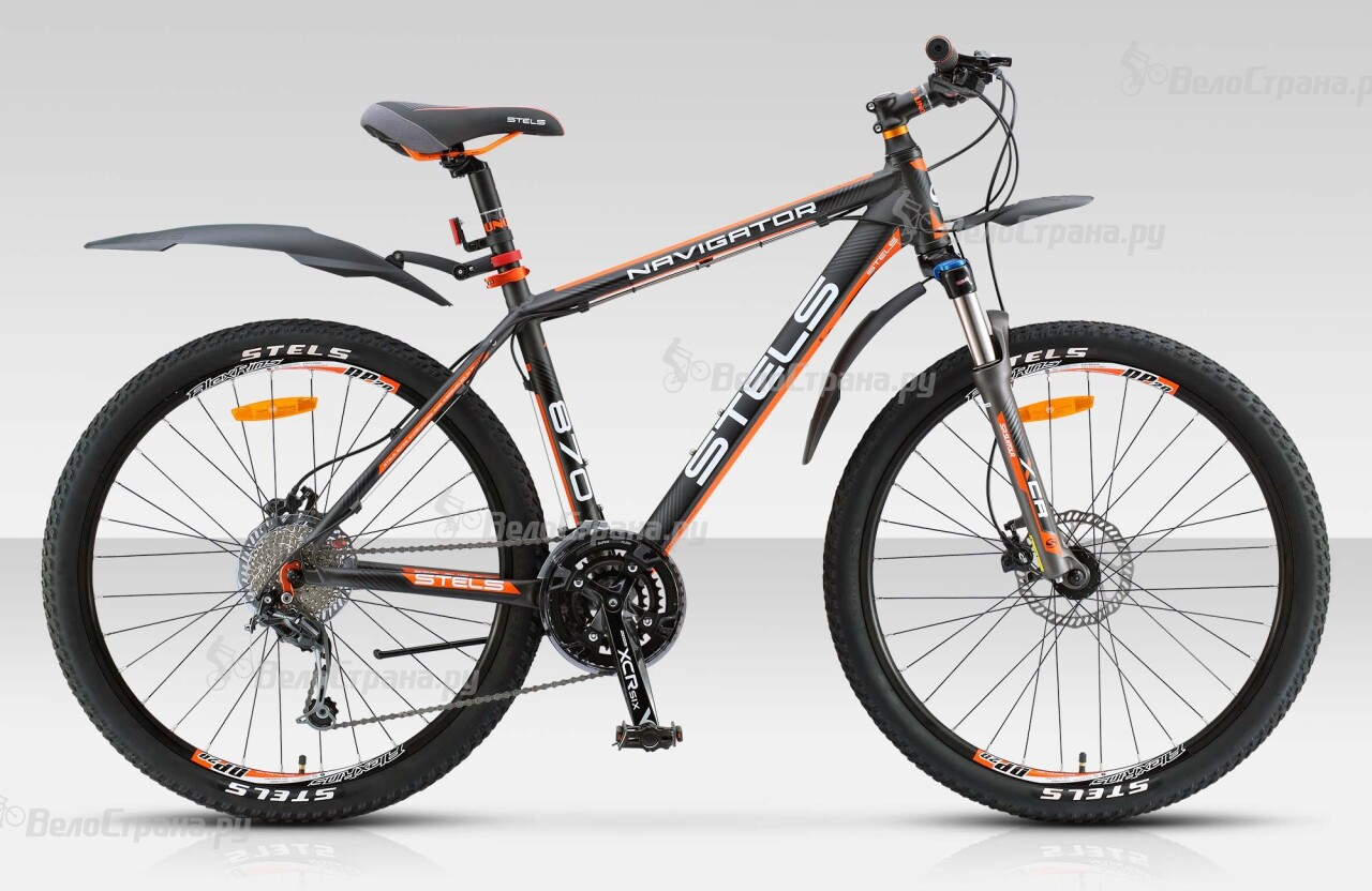 Велосипед Stels Navigator 870 D (2016) велосипед stels navigator 890 d carbon 2016
