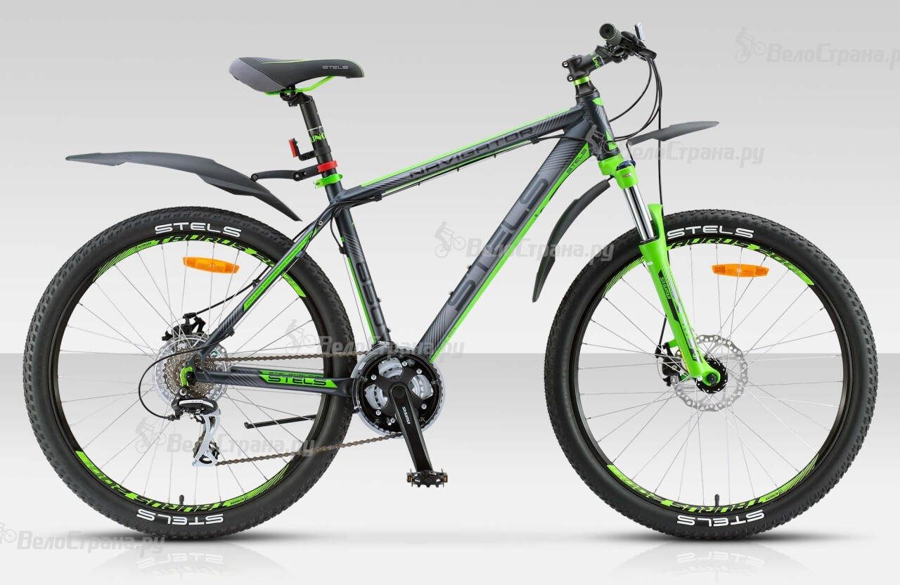 Велосипед Stels Navigator 850 MD (2016) велосипед stels navigator 850 md 2016
