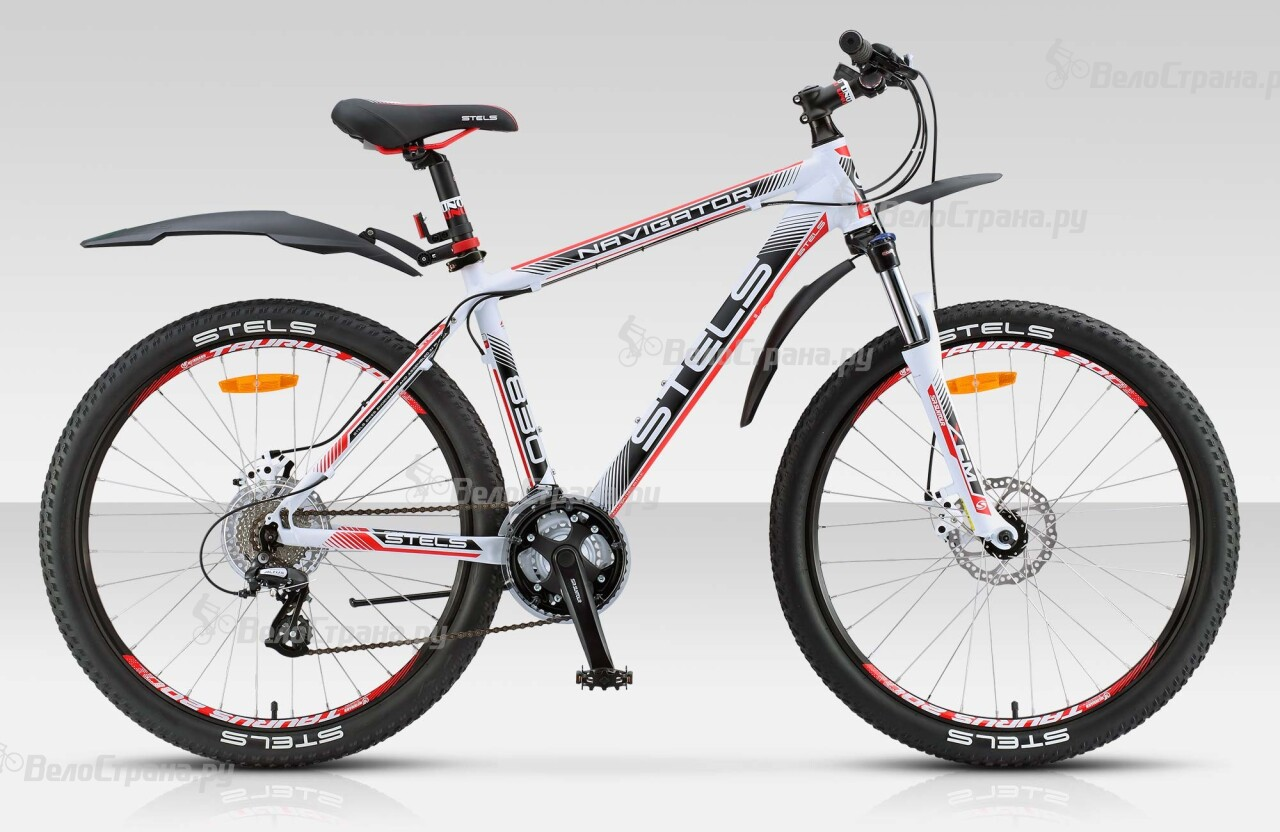 Велосипед Stels Navigator 830 MD (2016) велосипед stels navigator 490 md 2016