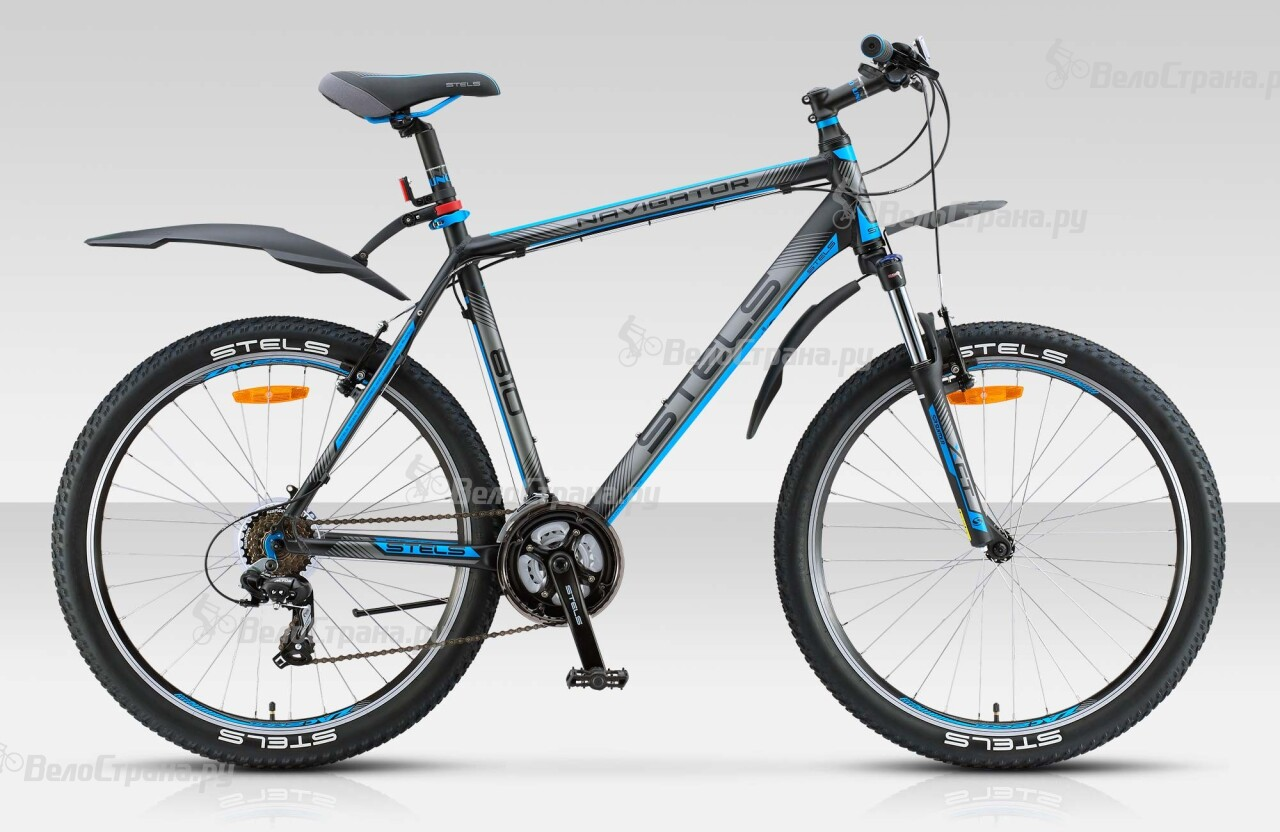 Велосипед Stels Navigator 810 V (2016) велосипед stels navigator 470 v 2016