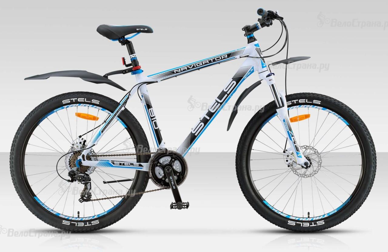 Велосипед Stels Navigator 810 MD (2016) велосипед stels navigator 490 md 2016
