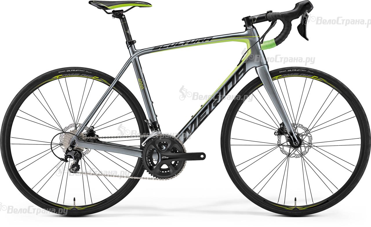где купить Велосипед Merida Scultura Disc 4000 (2017) дешево