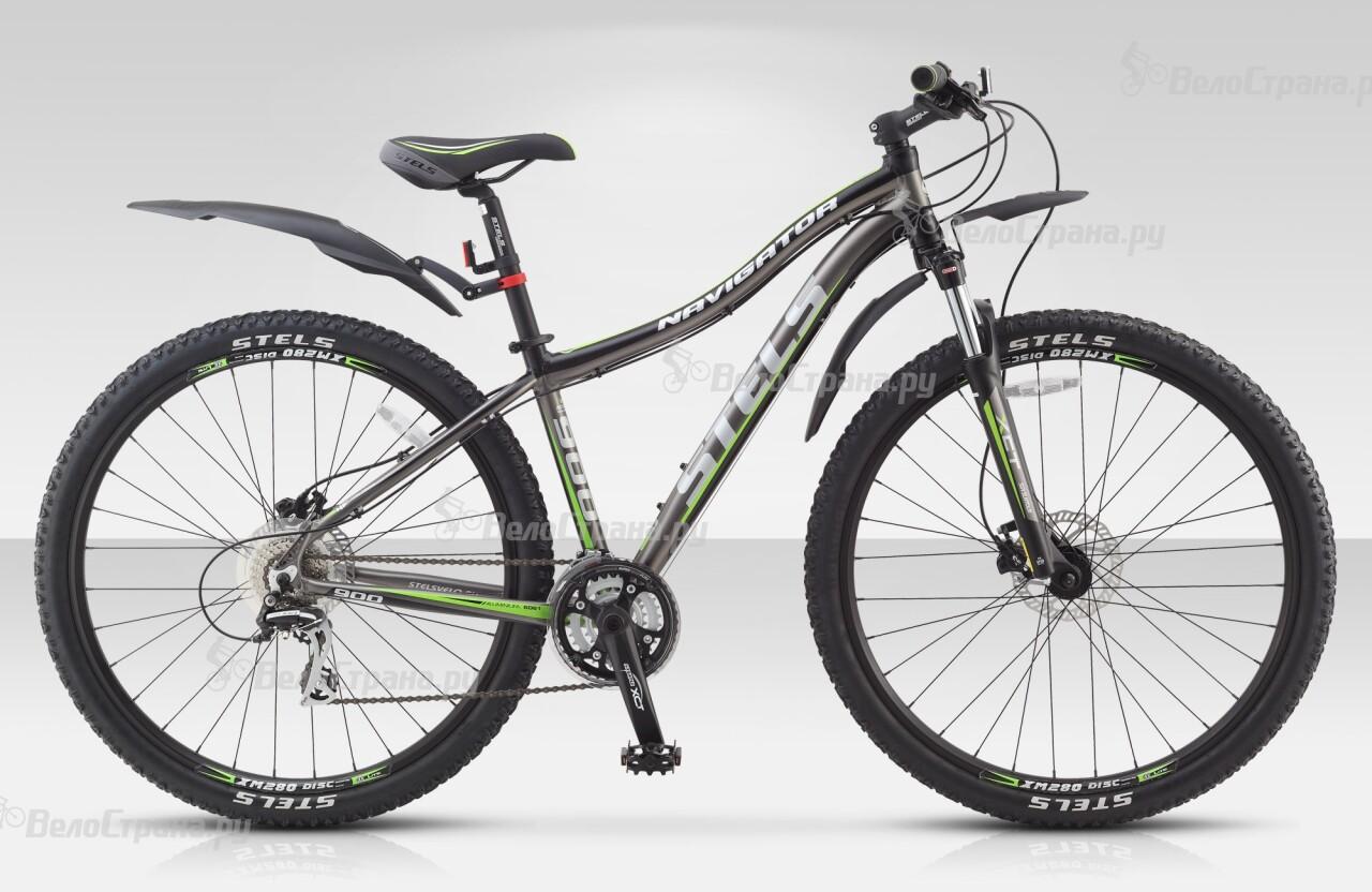 Велосипед Stels Navigator 900 D (2016) велосипед stels navigator 800 2016