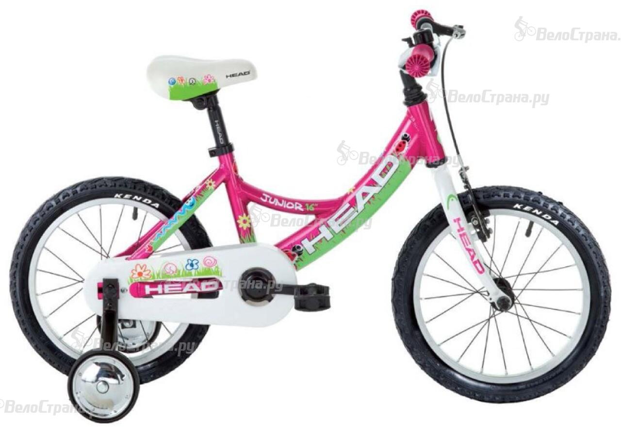 Велосипед Head Junior (2016) минимойка bosch aqt 35 12 plus [06008a7101]