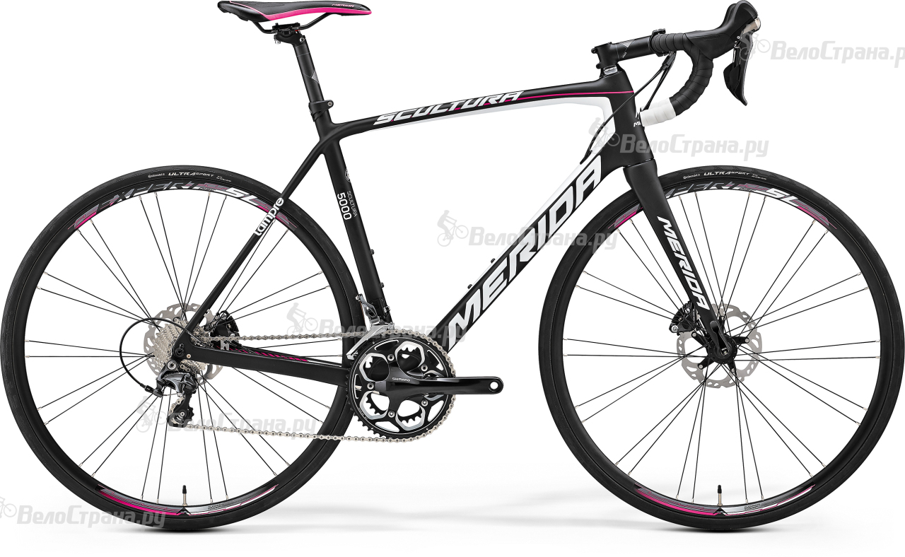 все цены на Велосипед Merida Scultura Disc 5000 (2017) онлайн