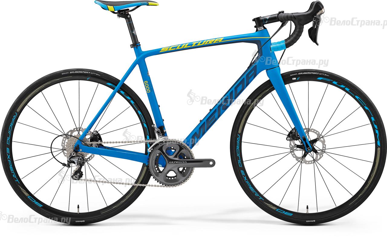 Велосипед Merida Scultura Disc 6000 (2017)