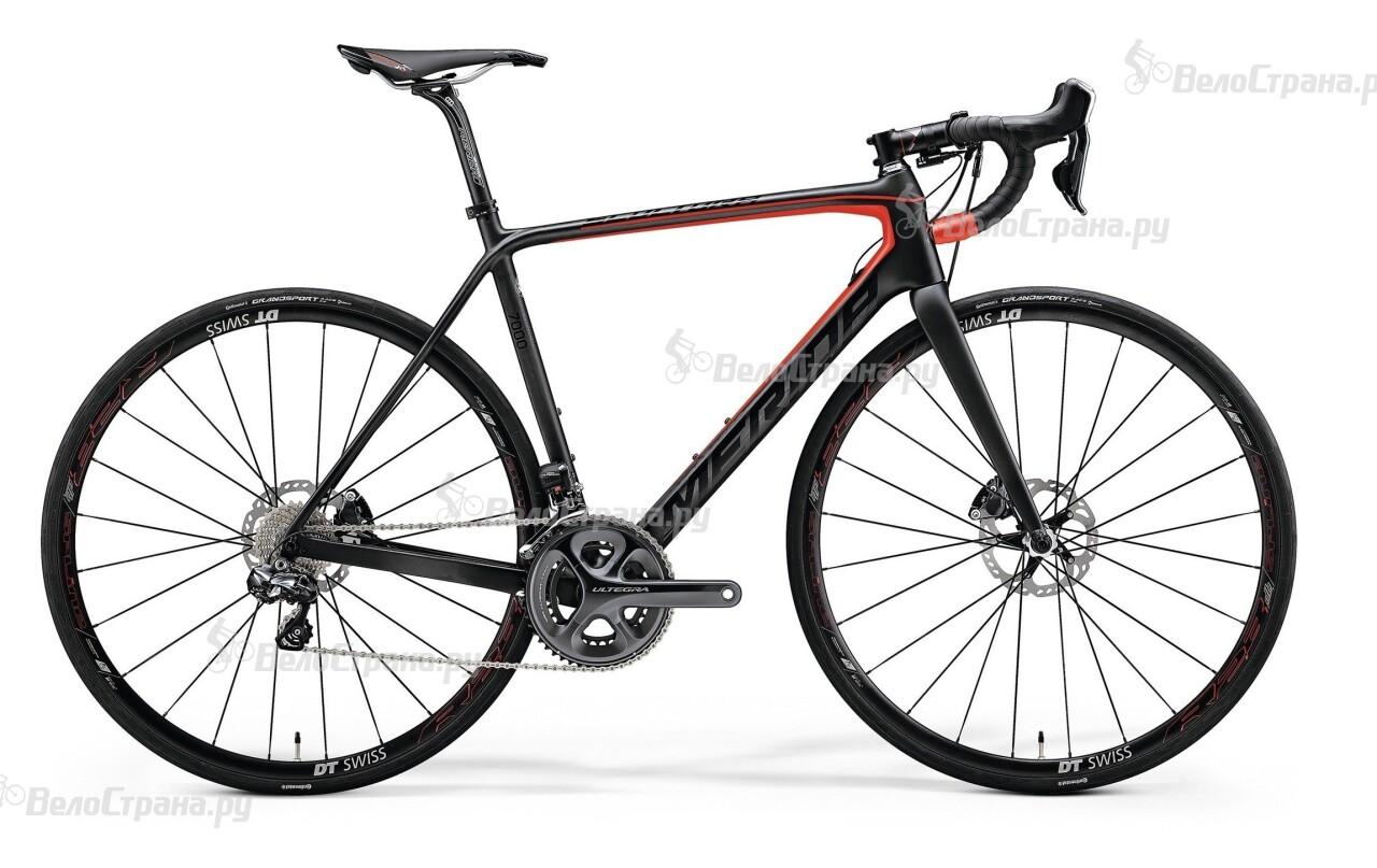 все цены на Велосипед Merida Scultura Disc 7000-E (2017) онлайн