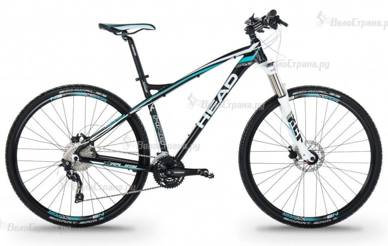 Велосипед Head X-Rubi Cross (2016)  лента для уровня колокола rubi 100шт 02981