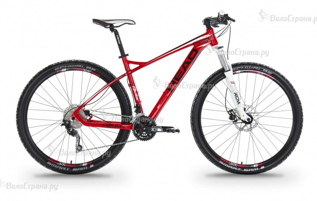 Велосипед Head X-Rubi II - 27,5 (2016)  лента для уровня колокола rubi 100шт 02981