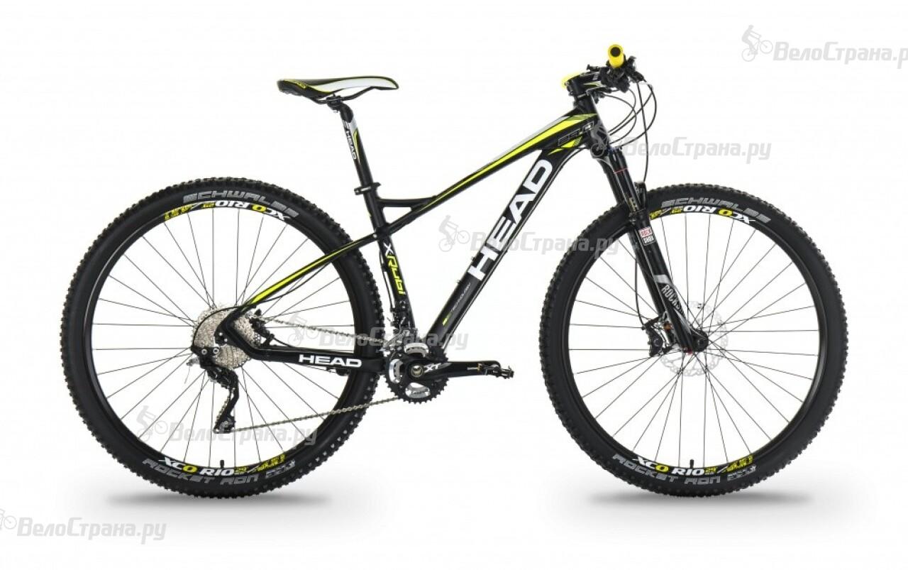 Велосипед Head X-Rubi IV - 29 (2016)  маркер для отверстий rubi 70940
