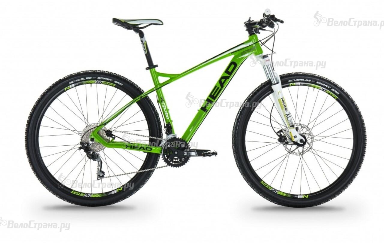 Велосипед Head X-Rubi II - 29 (2016)  лента для уровня колокола rubi 100шт 02981