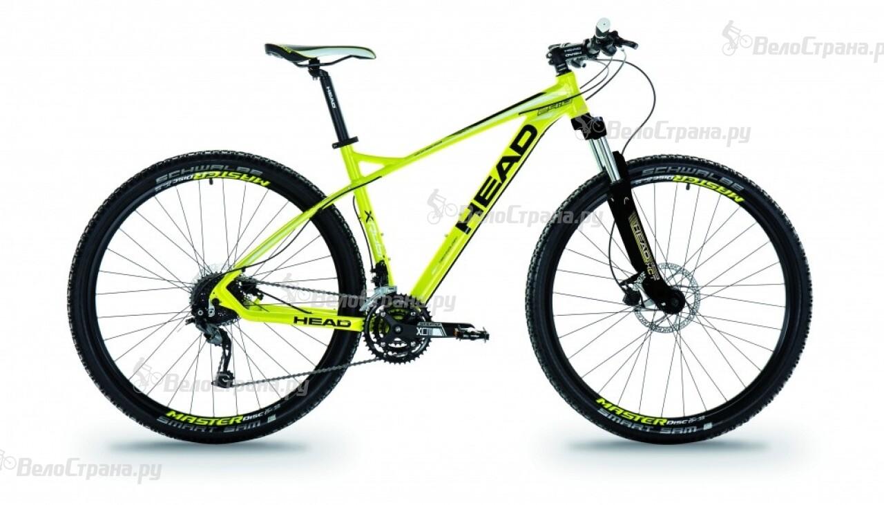 Велосипед Head X-Rubi I - 29 (2016)