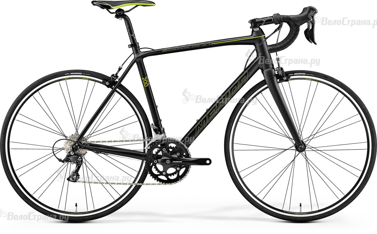 Велосипед Merida Scultura 200 (2017) велосипед merida scultura 9000 2015