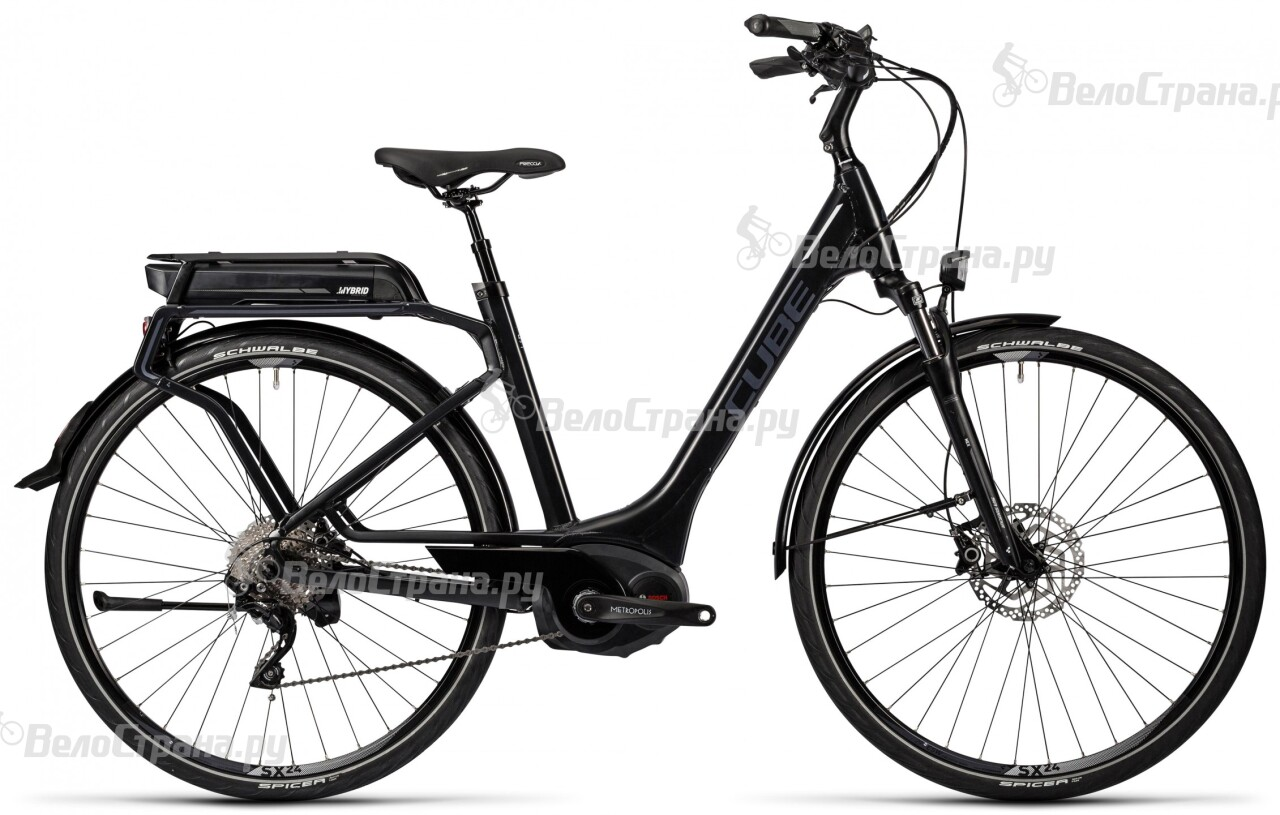 Велосипед Cube Touring Hybrid Pro 400 Easy Entry (2016) велосипед cube touring pro 2013