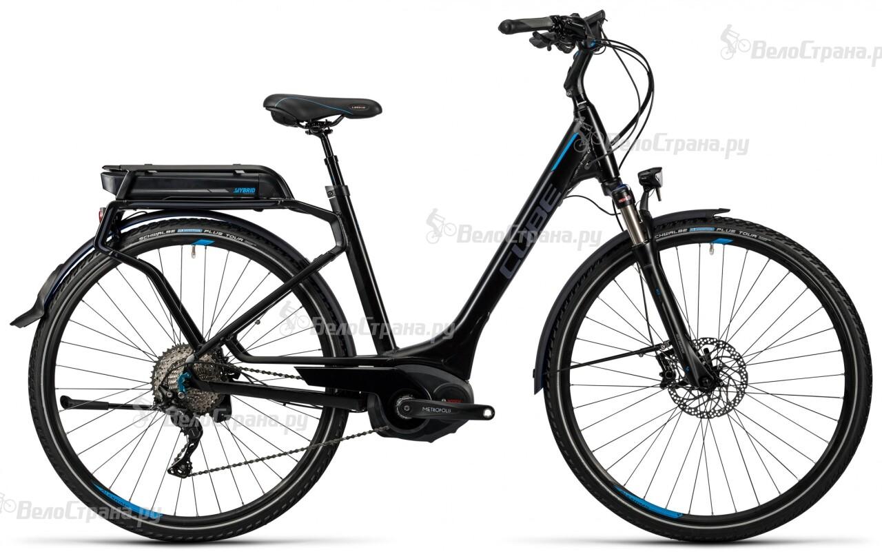 где купить Велосипед Cube Touring Hybrid EXC 400 Easy Entry (2016) по лучшей цене