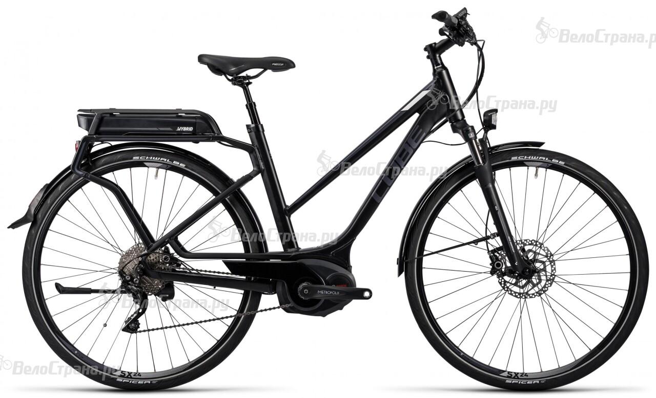 Велосипед Cube Touring Hybrid Pro 500 Lady (2016)
