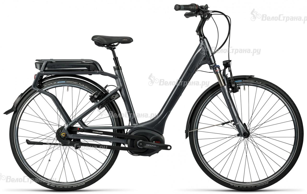 Велосипед Cube Travel Hybrid Pro 500 Easy Entry (2016) cube performance