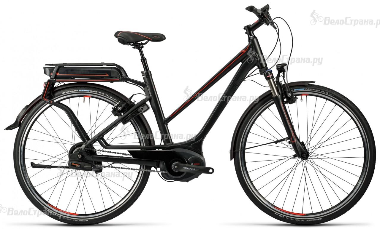 все цены на Велосипед Cube Delhi Hybrid SL 500 Lady (2016) онлайн