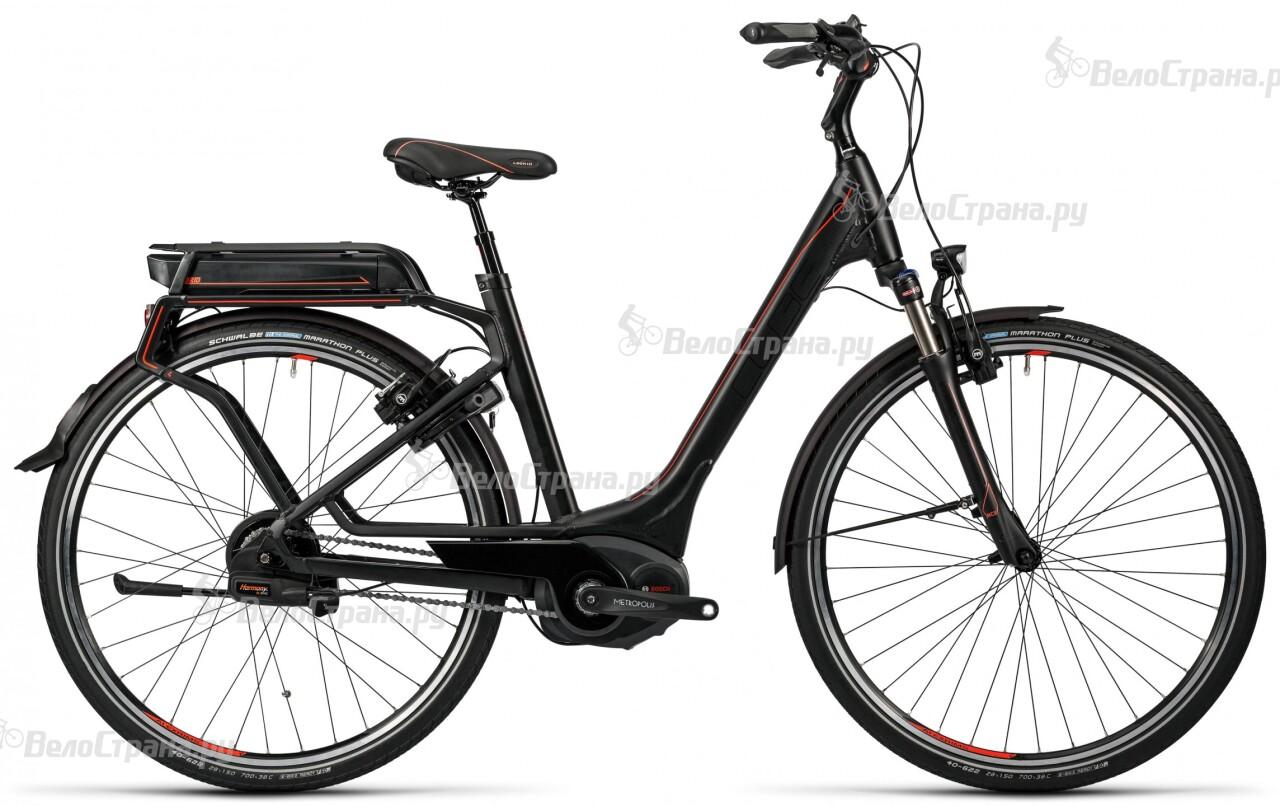 где купить Велосипед Cube Delhi Hybrid SL 500 Easy Entry (2016) по лучшей цене