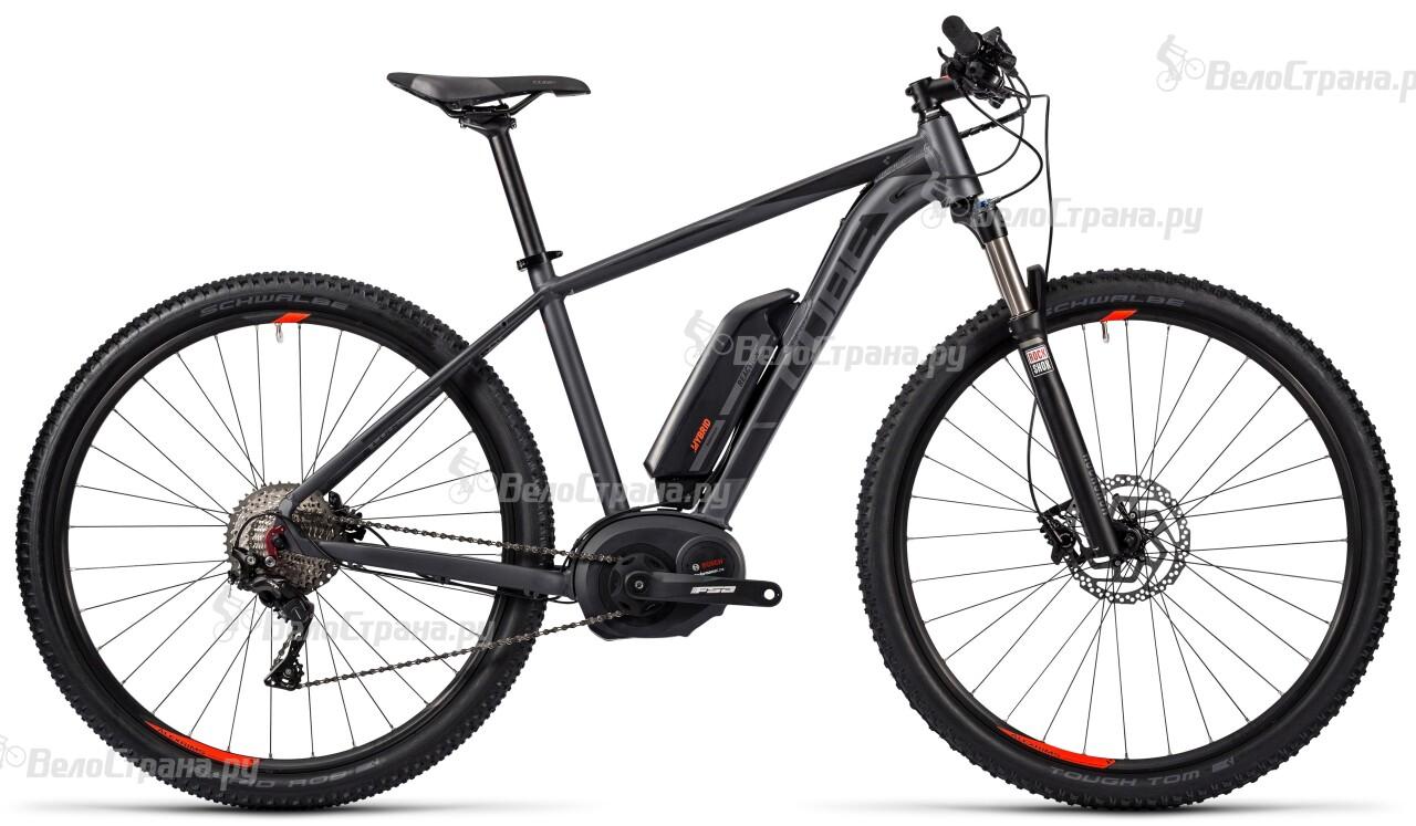 Велосипед Cube Reaction Hybrid HPA Race 500 29 (2016) велосипед cube analog 29 2016