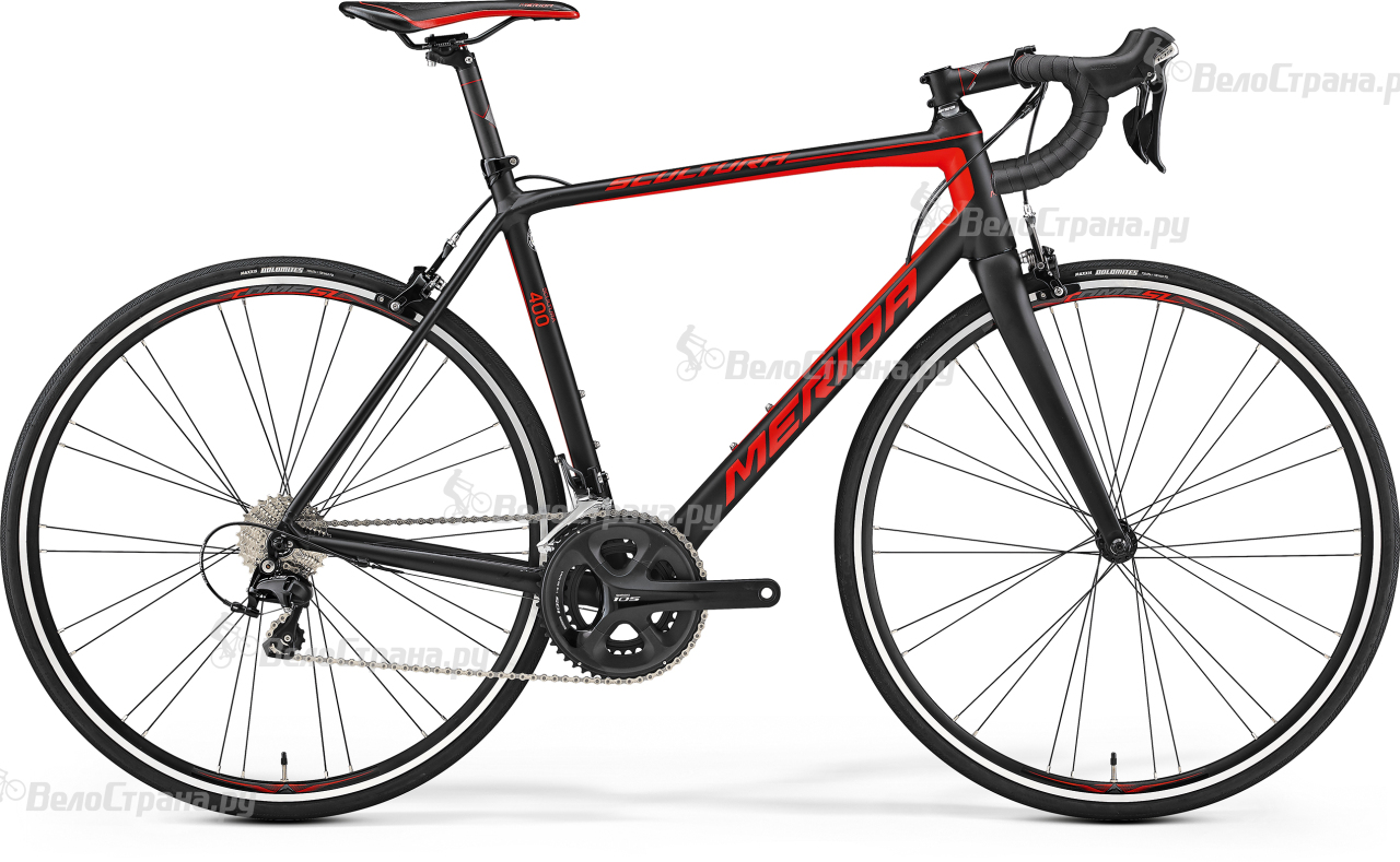 Велосипед Merida Scultura 400 (2017)