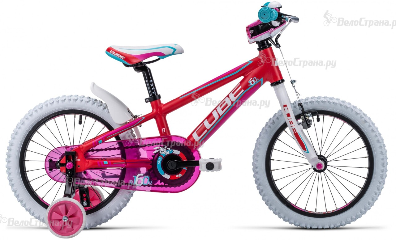 Велосипед Cube Kid 160 girl (2016) girl princess undersea palace model building kits figure blocks bricks kid girl toy gift compatible with 41063 girls friends