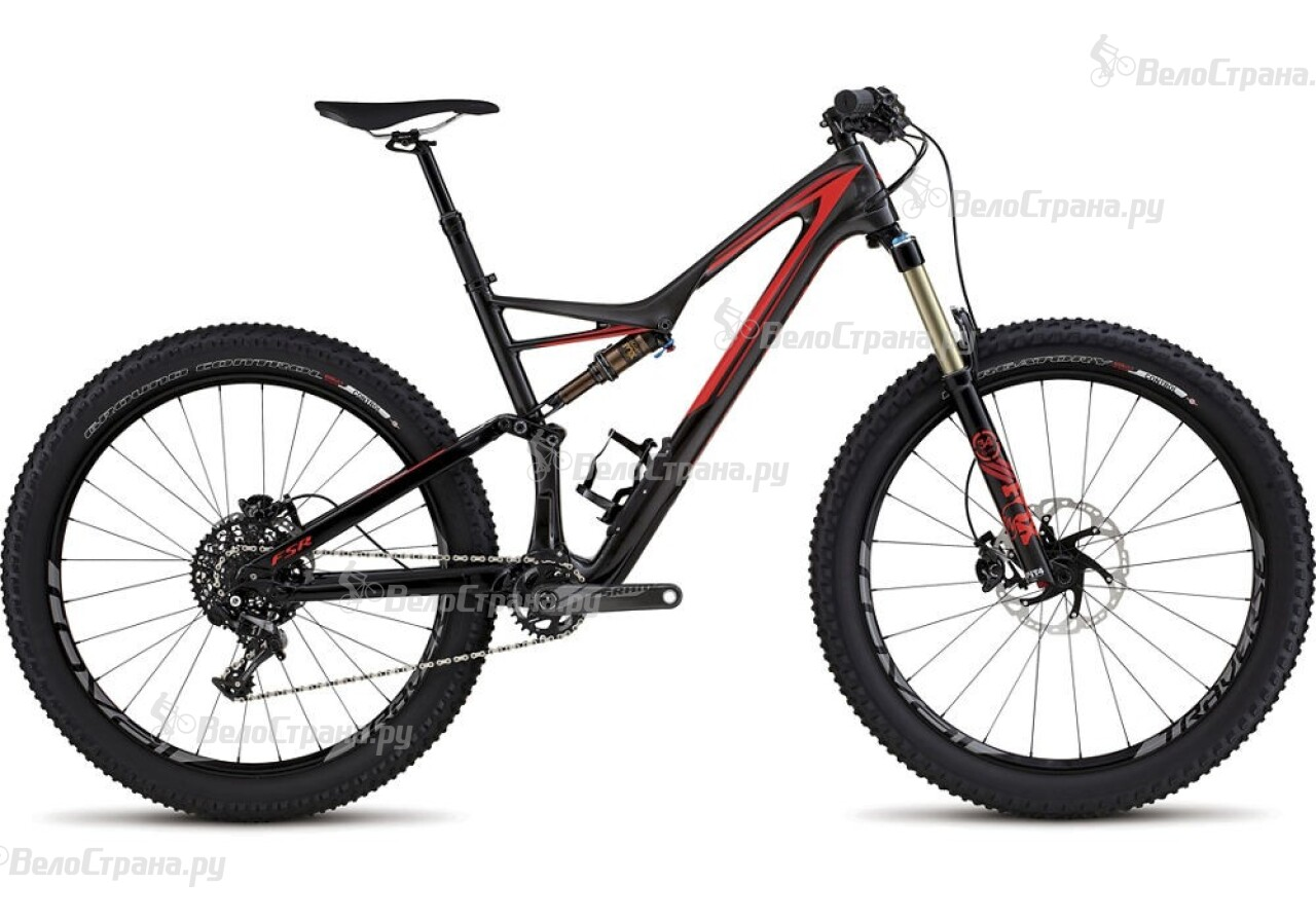Велосипед Specialized Stumpjumper FSR Expert 6Fattie (2016) конструктор пластмастер 14034 поезд 21 дет